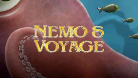RTP 99,00% | Nemo's Voyage bolada de cassino online – Ganhe milhões de dólares!